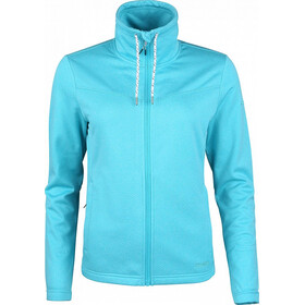 High Colorado Morgano 2 Midlayer Jacket Women, scubablue